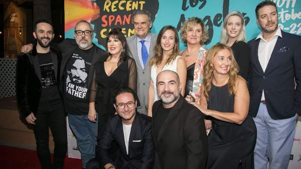 Recent Spanish Cinema