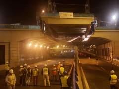 Las obras en el puente de avenida del Mediterráneo durarán hasta noviembre