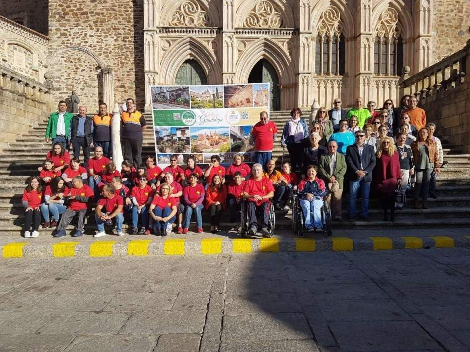 La junta de extremadura apoya la candidatura de guadalupe for Local motors pueblo co