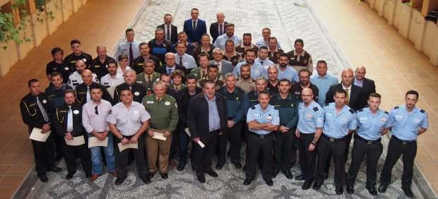 Charlas de formación antiterrorista a personal de seguridad privada