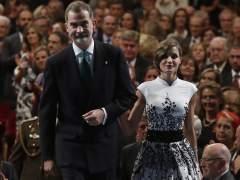 Texto íntegro de las palabras del rey sobre Cataluña en los premios Princesa de Asturias