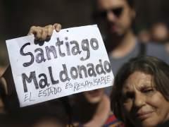 La familia de Santiago Maldonado afirma haber identificado el cuerpo del joven