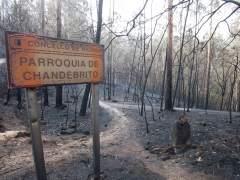 Incendios en Galicia