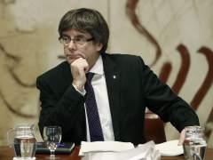 La Fiscalía tiene preparada una querella contra Puigdemont si declara la independencia