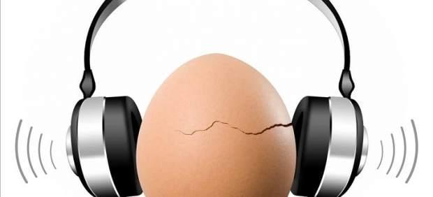 Huevo, día mundial de la audición