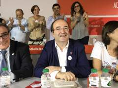"""Miquel Iceta: """"Si Puigdemont convoca elecciones legalmente el 155 no se tiene que aplicar"""""""