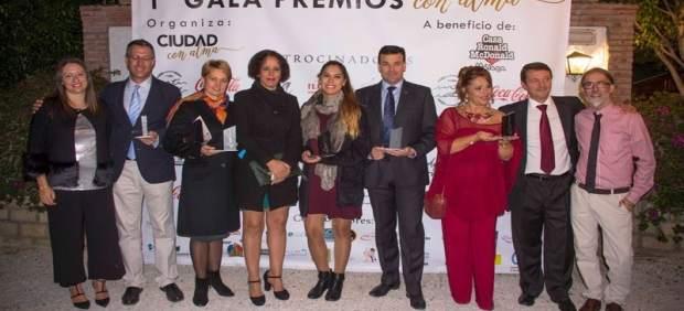 Primera gala premios ciudad con alma