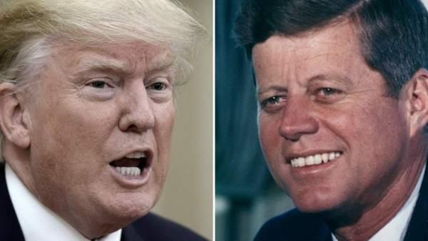 Trump y Kennedy