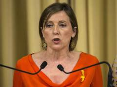 "Forcadell, presidenta del Parlament: ""No daremos un paso atrás"""