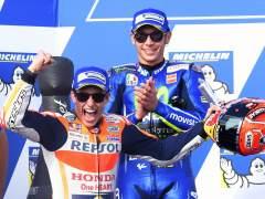 Márquez logra en Australia su sexta victoria del año