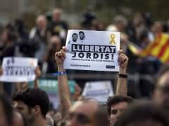 """Cuixart alega ante la AN que """"el objetivo era la protesta y no impedir los registros"""""""
