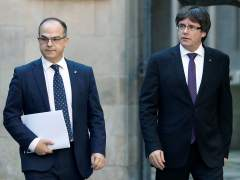 JxCat, ERC y la CUP negocian celebrar el jueves la investidura de Jordi Turull