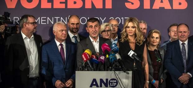 Elecciones República Checa