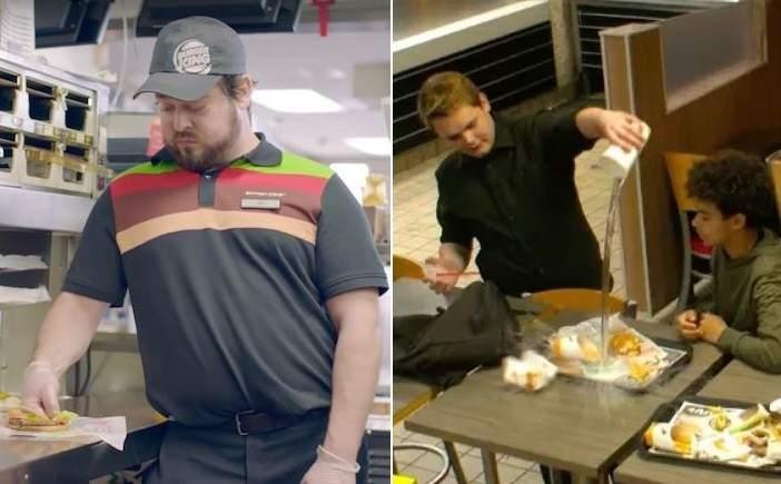 El emocionante vídeode Burger King con cámara oculta sobre el 'bullying'
