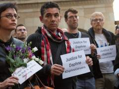 Malta ofrece un millón de euros por información sobre el asesinato de la periodista Daphne Caruana
