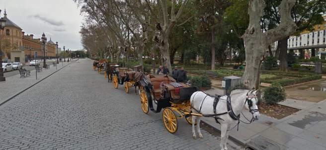 Puerta de Jerez de Sevilla