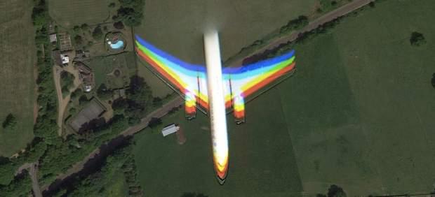 Rainbow Plane, 2013