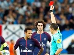 Expulsión de Neymar