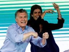 Amplia victoria del partido de Macri en las legislativas argentinas