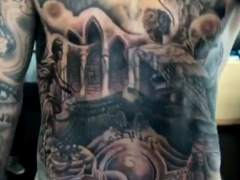 La última locura de Justin Bieber con los tatuajes