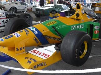 Fórmula 1 de Schumacher