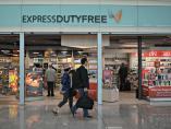 Tienda Duty Free en el Aeropuerto de Barcelona