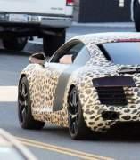 El coche de Justin Bieber
