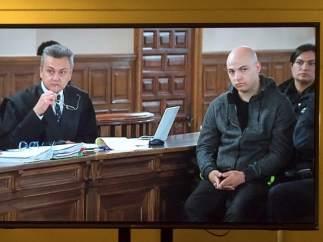 Juicio contra Sergio Morate