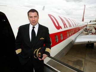 El avión de John Travolta
