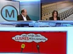 Los consejos de informativos de RTVE, Telemadrid y EiTB, en contra de la posible intervención de TV3
