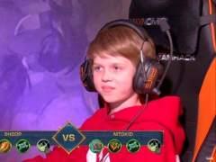 Un niño de 12 años, nueva estrella mundial de Hearthstone