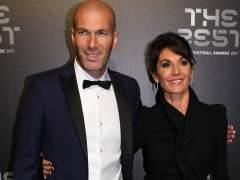 Zidane gana el premio The Best a mejor entrenador de la temporada
