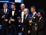 Trofeo 'The Best' al mejor entrenador
