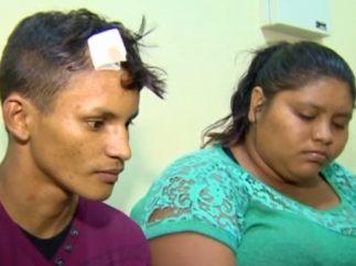 Brutal crimen en Brasil