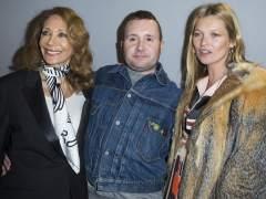 Marisa Berenson, Kim Jones y Kate Moss