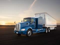 El camión de hidrógeno de Toyota cero emisiones comienza a operar en EEUU