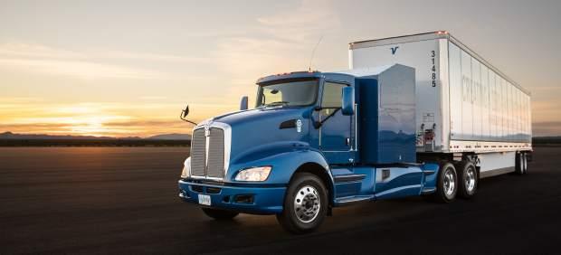 Camión de hidrógeno de Toyota