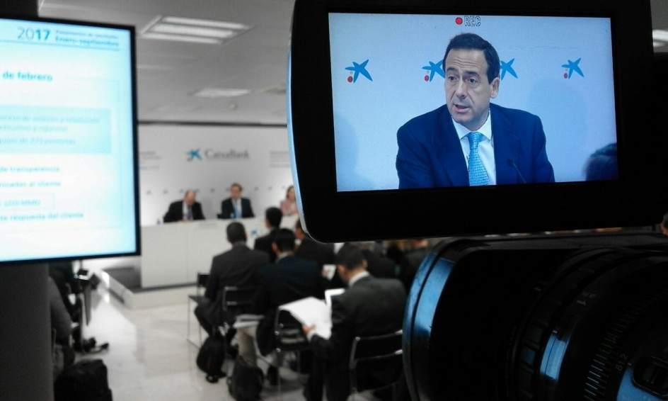 Caixabank asegura que el traslado de su sede social a for Pisos caixabank
