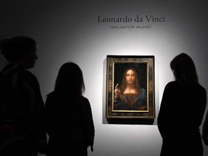 'Salvator Mundi', cuadro de Leonardo Da Vinci.