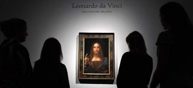 Christie's identifica al Gobierno de Abu Dhabi como propietario del 'Salvator Mundi' de Da Vinci