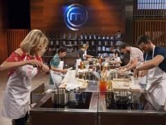 'MasterChef Celebrity' se enfrenta a la batalla del huevo