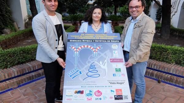 Presentación del XX Torneo Nacional 'Ciudad de Córdoba-Lourdes Mohedano'