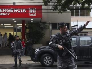 Policía Río de Janeiro