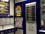 Imagen de archivo de un establecimiento de Lotería