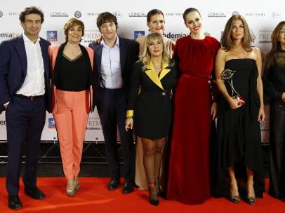 'Masterchef Celebrity' en los premios Iris