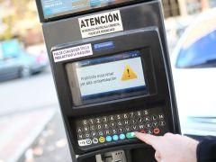 Madrid prohibirá este sábado aparcar en zona SER a los no residentes