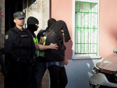 Yihadista detenido en Madrid