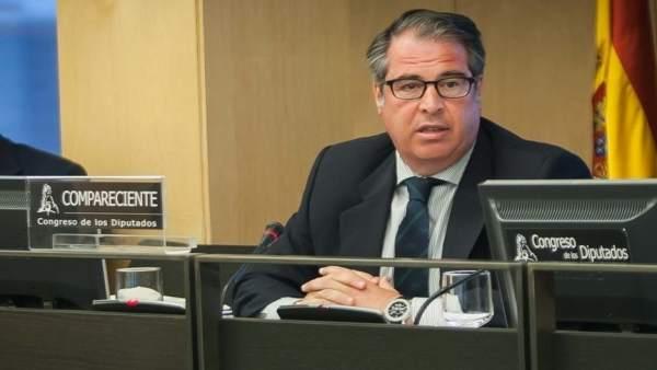 Gregorio Serrano, director general de Tráfico