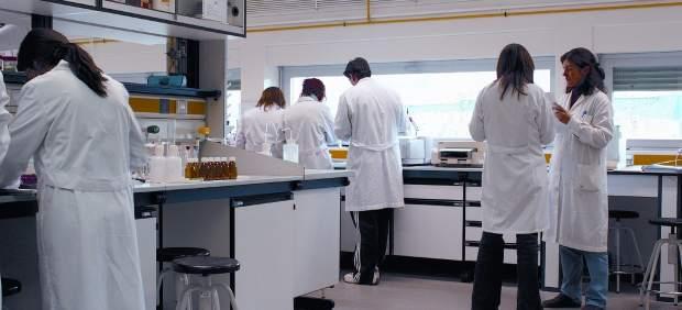 Investigadores, científicos