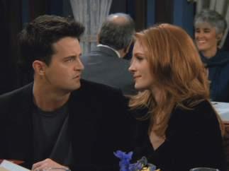 Hizo un cameo en 'Friends'